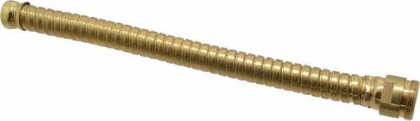 Justrite - Brass Flexible Drum Faucet Extension - 89847701