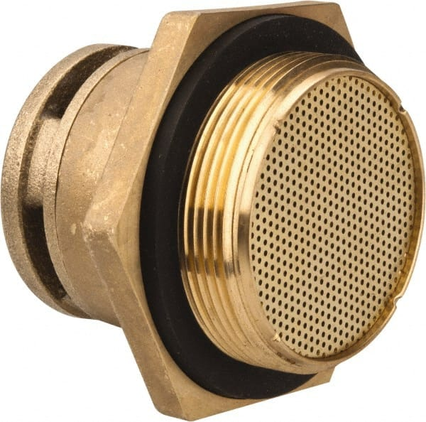 Justrite - Drum Vents Type: Vertical Drum Vent Material: Brass