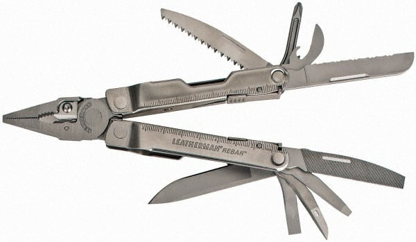Training Tool Kit Professional 17-Piece Multitool Set Multifunctional use Stainless Steel