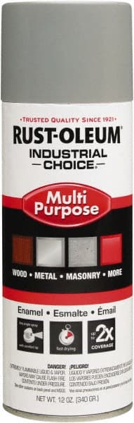 Rust-oleum Gray Color Paint | MSCDirect com