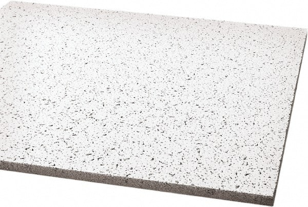 Armstrong 48 Inch Long X 24 Wide 5 8 Thick 0 55 Nrc Wet Formed Mineral Fiber Acoustic