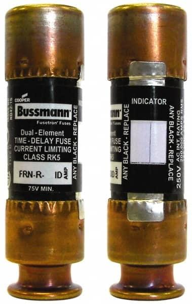 Cooper Bussmann 300 VDC 600 VAC 9 Amp Time Delay General Purpose Fuse