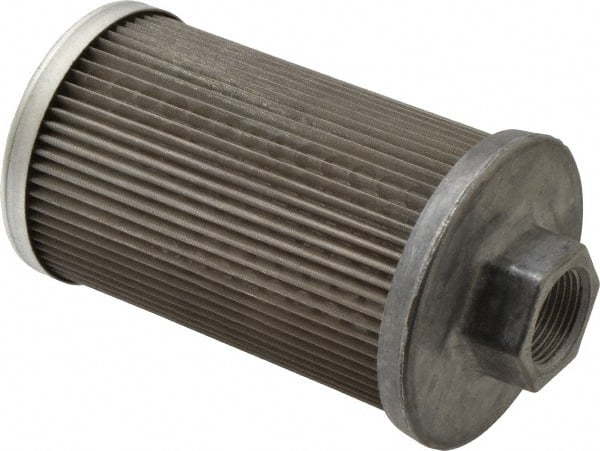 200 Mesh Size 2 Female NPT 50 2 200 All Metal Suction Strainer 50 GPM Flow Ezy Filters Cast Aluminum Connector End 2 Female NPT Inc