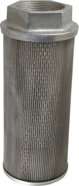 60 Mesh Size 3//4 Female NPT Inc Flow Ezy Filters PASS20 3//4 60 All Stainless Steel Suction Strainer with Nylon Connector End 3//4 Female NPT 20 GPM