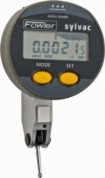 Electronic Measuring Tools : Fowler electronic measuring tool mscdirect