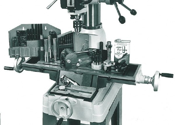 Import Milling Machine Attachments And Parts | MSCDirect com