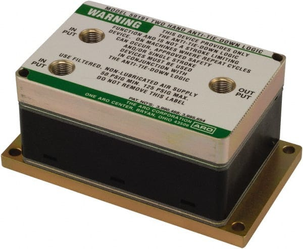 Aro/ingersoll-rand Actuator Pneumatic Valve | MSCDirect com