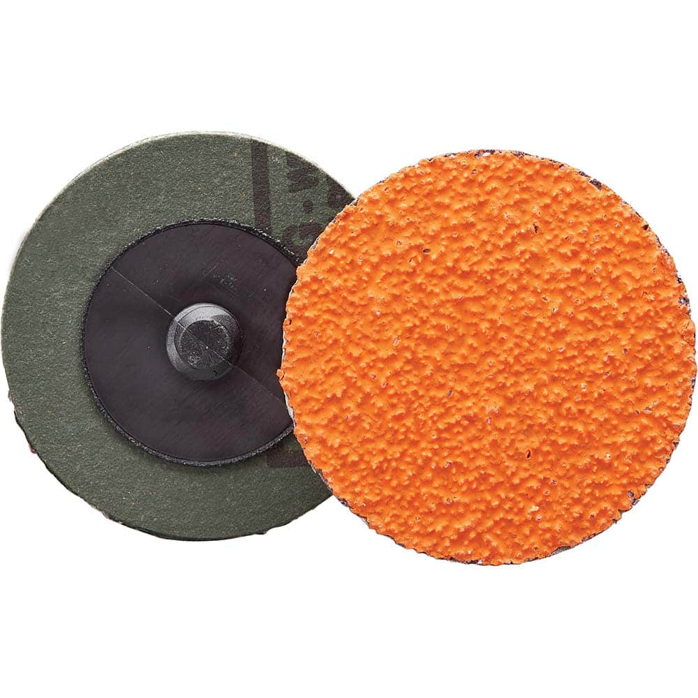 100//Pk Norton Merit A//O Type 1 Quick-Change Disc 1-1//2 Inch 120 //// 08834161034