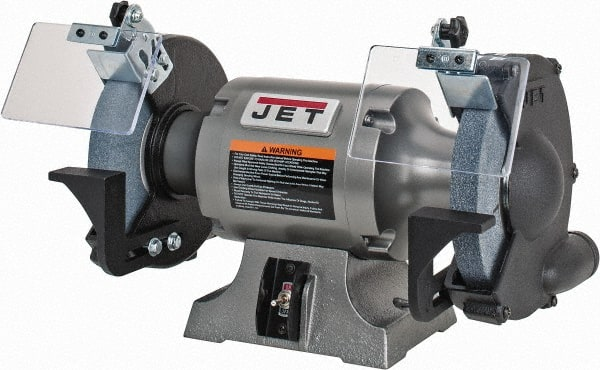 Jet 8 Wheel Diam X 1 Wheel Width 1 Hp Grinder 97124242 Msc Industrial Supply