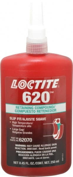 Loctite 250 Ml Bottle Green Medium Strength Liquid Retaining Compound 97621437 Msc Industrial Supply