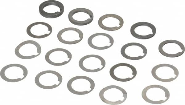 Value Collection Machine Tool Arbor Spacers; Thickness 2; Inside Diam... Inch