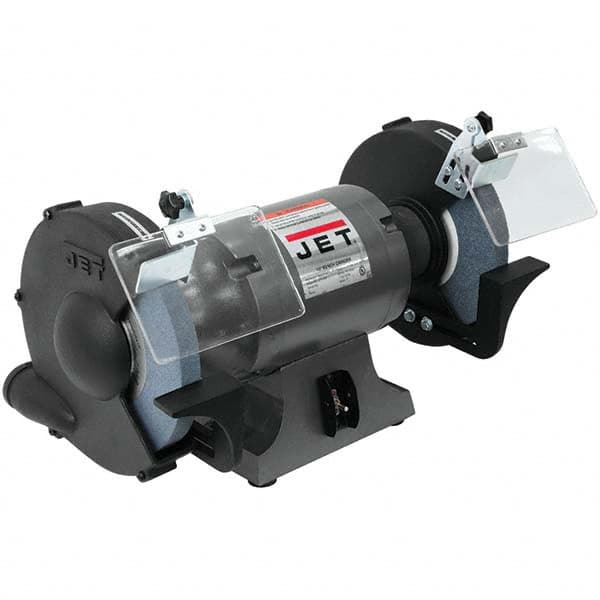 Jet 10 Wheel Diam X 1 Wheel Width 1 1 2 Hp Grinder 98807837 Msc Industrial Supply