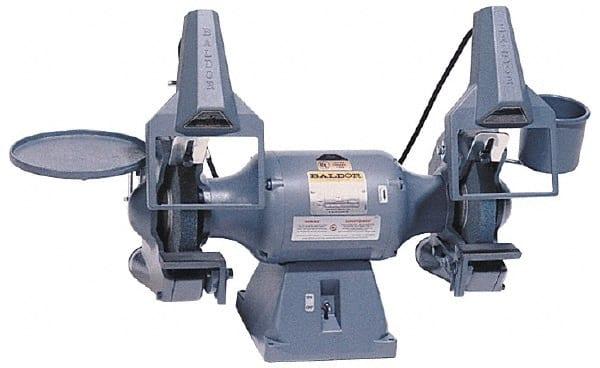 Baldor Grinder Parts Mscdirect. Baldor 8 Inch Wheel Diameter 1 Wide 34 Arbor. Wiring. Baldor 8 Bench Grinder Wiring Diagram At Scoala.co