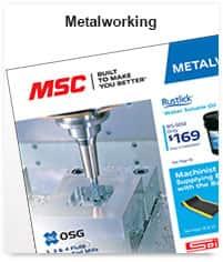 MSC Industrial Supply Co    Digital Publications